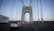 The George Washington Bridge is pictured in New York January 9, 2014. REUTERS/Carlo Allegri