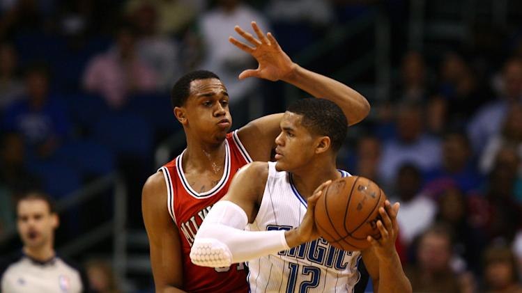 NBA: Milwaukee Bucks at Orlando Magic