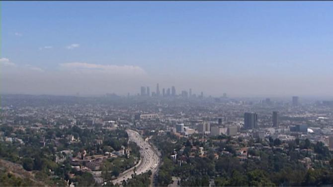 Los Angeles ranks as second-most traffic-jammed city in the US