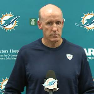 Miami Dolphins head coach Joe Philbin on quarterback Ryan Tannehill: 'We have to play better'
