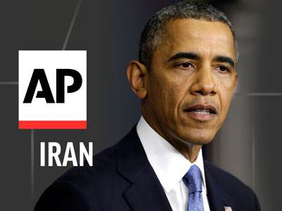 AP Interview: Obama on Iran