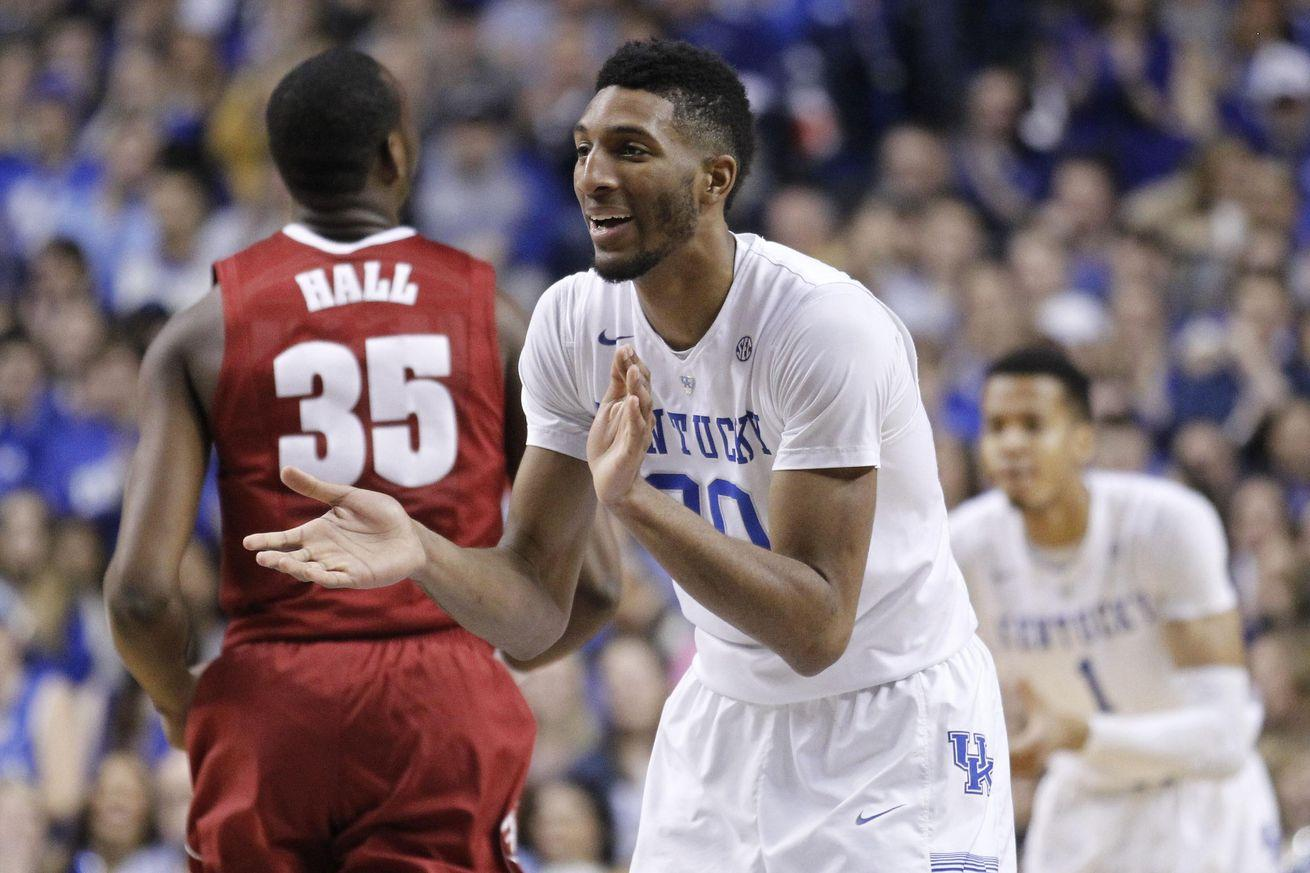 Marcus Lee transferred from Kentucky because John Calipari is the most insatiable recruiter alive