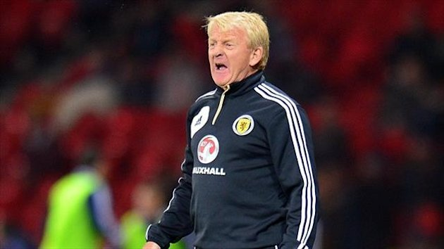 Gordon Strachan's Scotland will play Norway on November 19