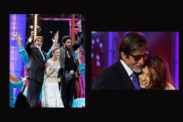 My family is my wonderful gift: Amitabh Bachchan