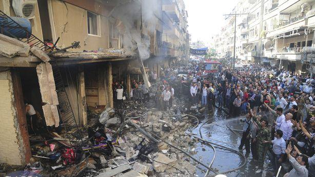 Syrian 'Ceasefire' Collapses into Chaos