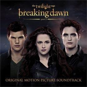 "Summit Entertainment, Chop Shop and Atlantic Unveil ""THE TWILIGHT SAGA: BREAKING DAWN - PART 2 - ORIGINAL MOTION PICTURE SOUNDTRACK"""