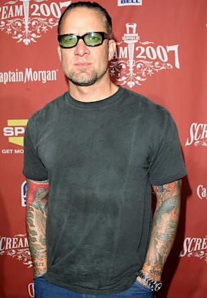 PICS: Jesse James Gets Tattooed by His Daughter Sunny, 8