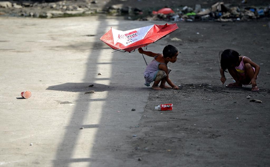 Philippine children stunted by malnutrition: welfare report