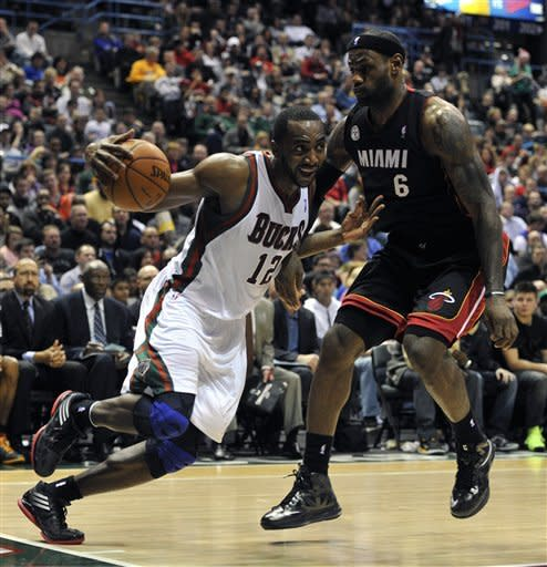 Even with Wade back, Bucks too much for Heat