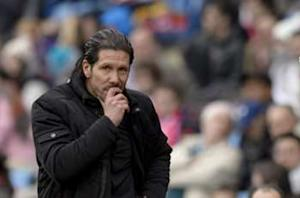 Simeone: Atleti can't afford to lose