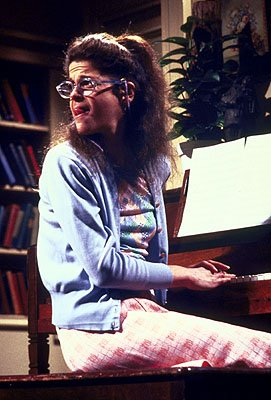 Gilda Radner as Lisa Loopner on NBC's Saturday Night Live Saturday Night Live