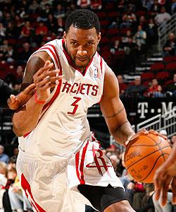 McGrady finished in Houston