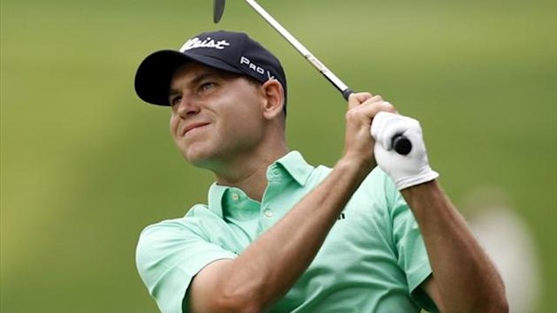 Bill Haas of the US (Reuters)