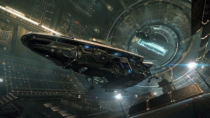 Elite: Dangerous coming to Xbox One in 2015
