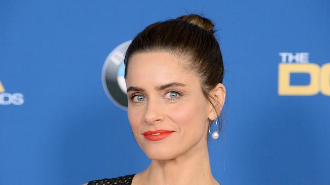 Amanda Peet attends the 68th annual DGA Awards in Los Angeles