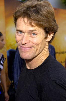 Willem Dafoe at the Los Angeles premiere of Columbia Pictures' Spider-Man 2
