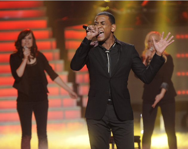 Joshua Ledet performs &quot;She's Got a Way&quot; by Billy Joel on &quot;American Idol.&quot;