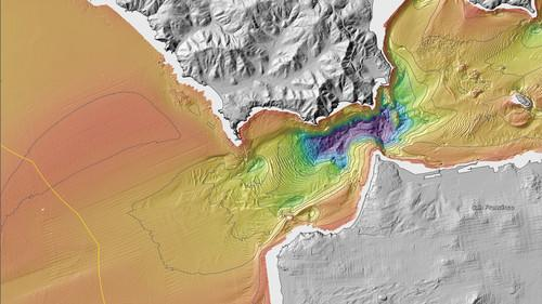 Cool Map Thing: Fascinating Maps Prove San Francisco Is Just As Hilly Underwater As It Is on Land