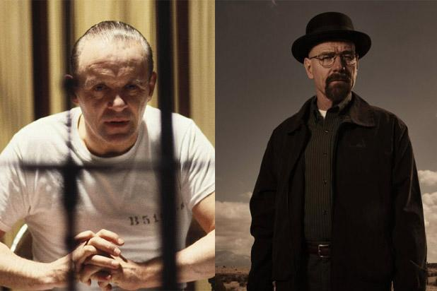 Anthony Hopkins to Bryan Cranston: 'Breaking Bad' Performance Was 'the Best Acting I Have Seen — Ever'