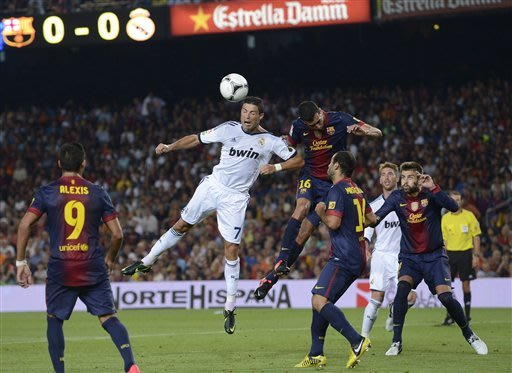 Barcelona beats Madrid 3-2 in Spanish Super Cup