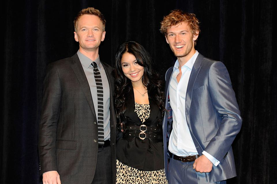 2010 ShoWest Neil Patrick Harris Vanessa Hudgens Alex Pettyfer