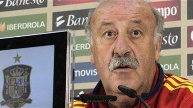 Del Bosque stands by Casillas comments