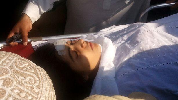 The Taliban Ordered a Hit on a 14-Year-Old Girl Walking Home from School