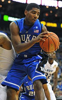 Duke's Irving comes of age