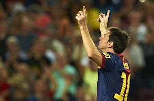 Messi becomes Barcelona's all-time Clasico top scorer with free kick against Real Madrid