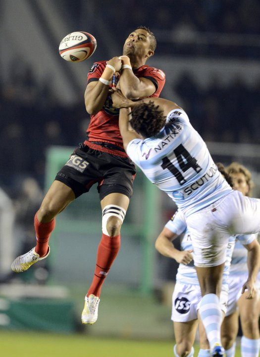 TOPSHOTS-RUGBYU-FRA-TOP14-TOULON-RACING METRO