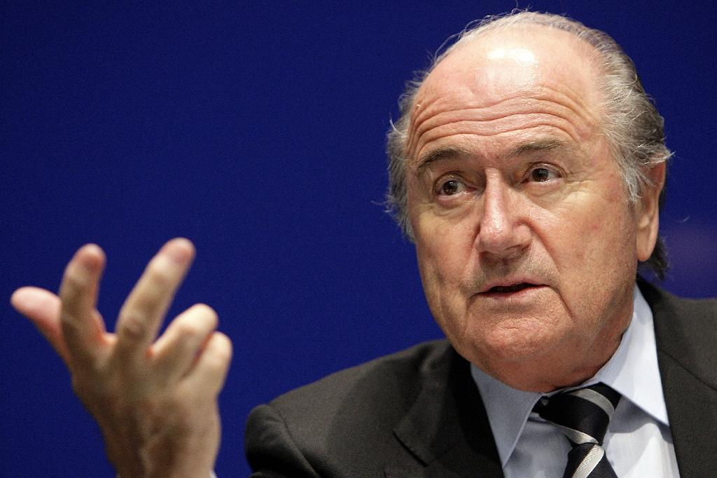 Blatter to attend Feb 16 appeal hearing - spokesman