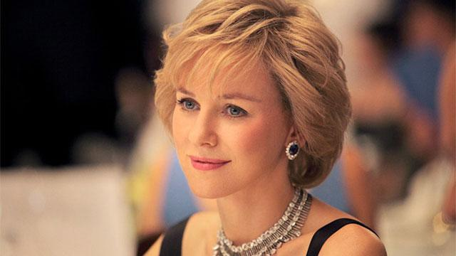 Naomi Watts Talks Princess Diana Movie - Exclusive