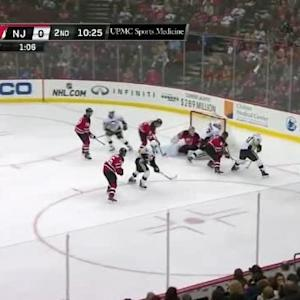 Cory Schneider Save on Kris Letang (09:36/2nd)