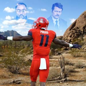 Arizona's Will Parks Needs A Nickname
