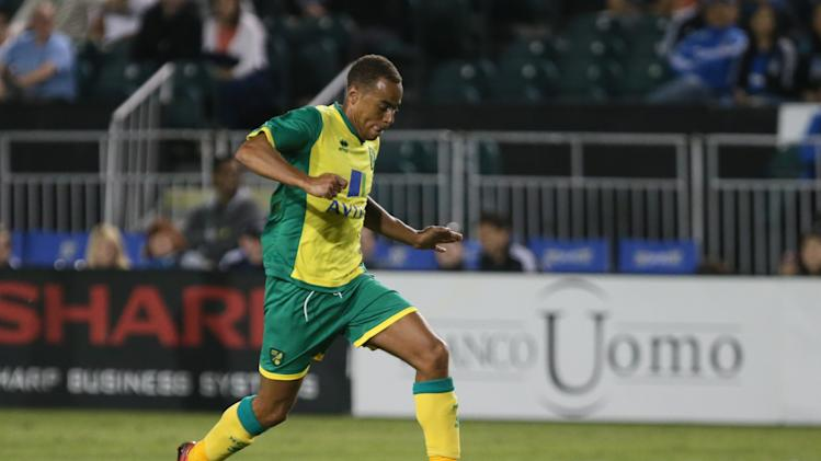 MLS: Friendly-Norwich City at San Jose Earthquakes