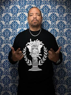"FILE - In this Jan. 21, 2012 file photo, Ice-T, from the film ""The Art of Rap,"" pose for a portrait during the 2012 Sundance Film Festival in Park City, Utah. (AP Photo/Victoria Will, file)"