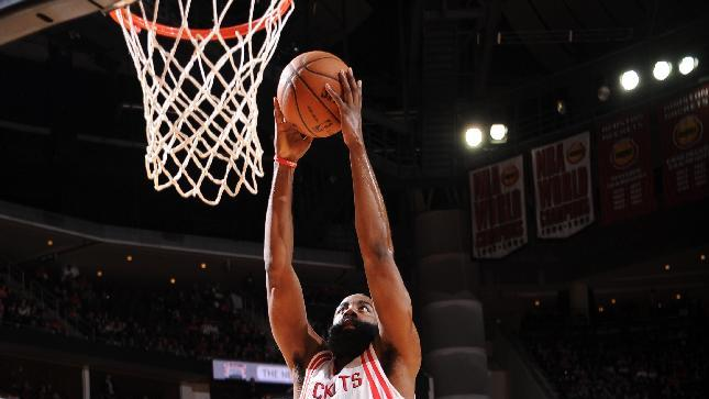 Harden, Rockets beat Lakers 113-99