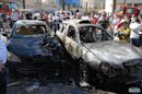 5 dead as bombs strike Syrian capital of Damascus