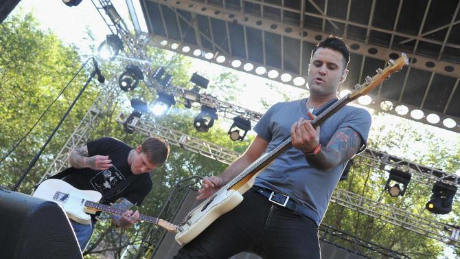 2012 Lollapalooza - Day 3