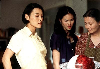 Joan Chen , Kristy Wu and Kieu Chinh in Trimark's What's Cooking?
