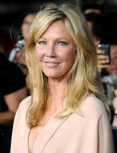 Heather Locklear Hospitalized for Abusing Prescription Drugs, Alcohol
