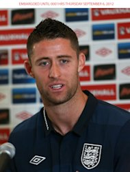 Gary Cahill feels he has John Terry's backing for club and country