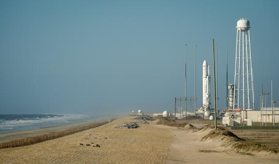 New Private Rocket Launching on 1st Flight Today: Watch It Live