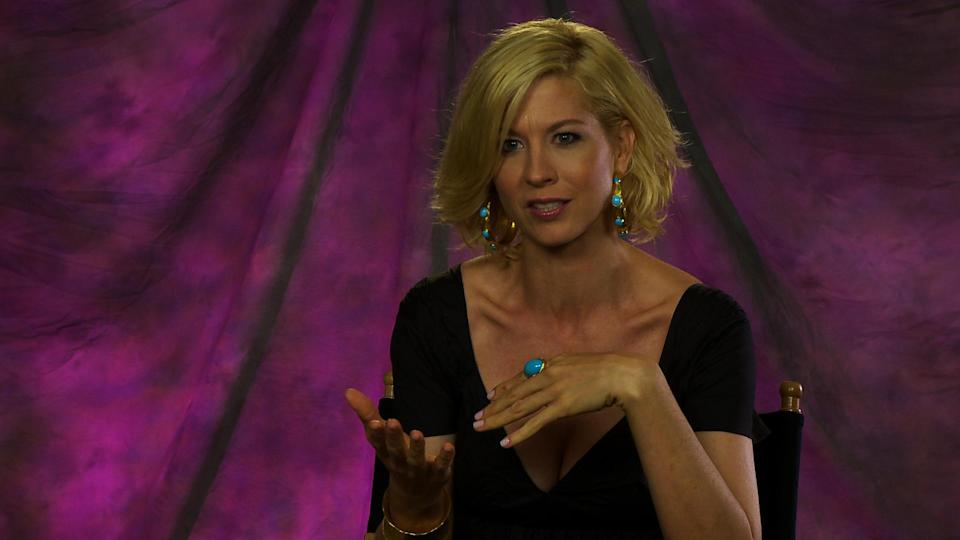 Accidentally on Purpose - Jenna Elfman Interview