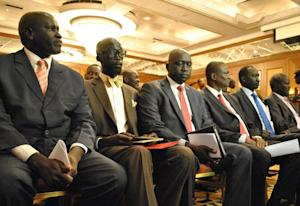 Members of delegation opposed to South Sudan's …