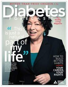 """""""Her Beloved World"""": Supreme Court Justice Sotomayor Reflects on Living Well With Diabetes"""