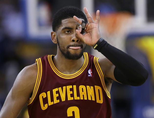 Cavs awaiting word on Kyrie Irving