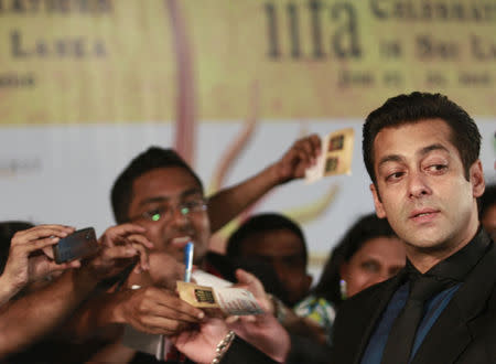 India's Bollywood star Salman Khan gets five years for hit-and-run
