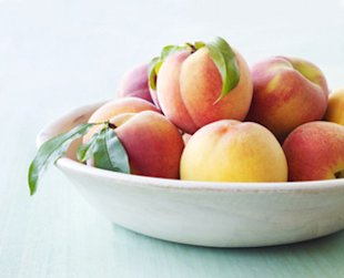 Easiest way to skin peaches and six recipes