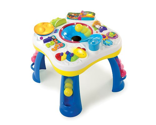 Having a Ball - Get Rollin' Activity Table by Bright Stars